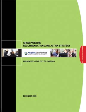 Parsons Strategic Plan